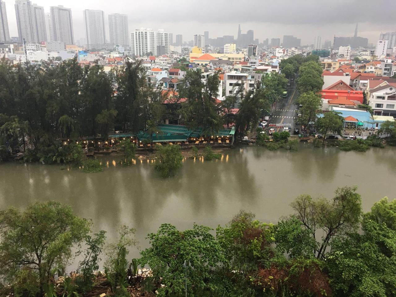 Căn hộ lầu cao Sky Garden, Phú Mỹ Hưng, giá chỉ từ 500$
